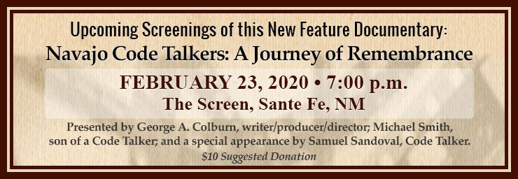 February 23, 2020 screening